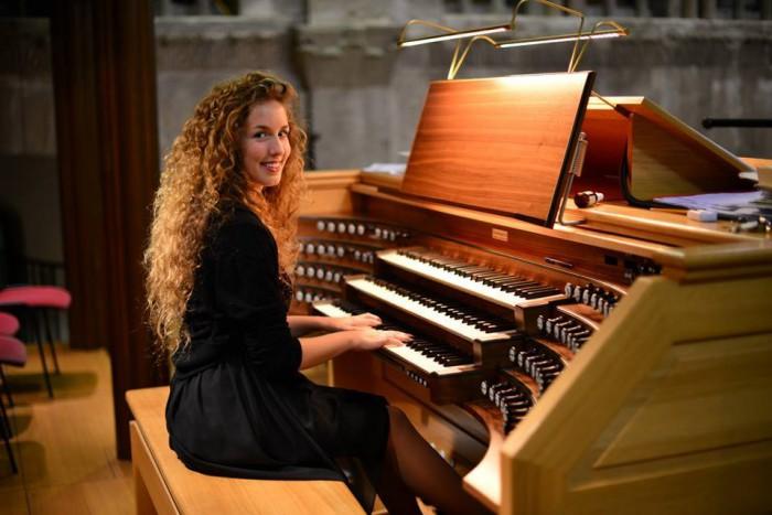 Tea Kulaš - veganka koja je osvojila prvu nagradu na državnom natjecanju iz orgulja