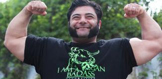 Vegančina Patrik Baboumian - najjači čovjek Njemačke i svjetski rekorder u dizanju teških tereta