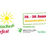 Vegan-Vegetarian Summer Festival Berlin