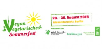 Vegan-Vegetarian Summer Festival Berlin