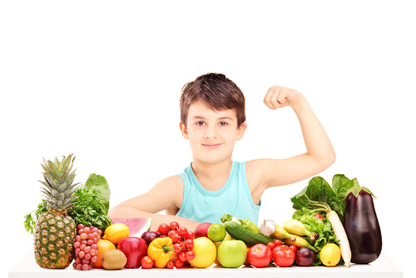 Voće i povrće za zdravlje i mirnu savjest.