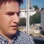 Dušan Cvetanović (Živi zid) javno podržava masovno ubijanje riba