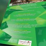 """Ciklus predavanja i tribina """"Oslobođenje životinja"""" u knjižnici Bogdana Ogrizovića na Cvjetnom trgu"""