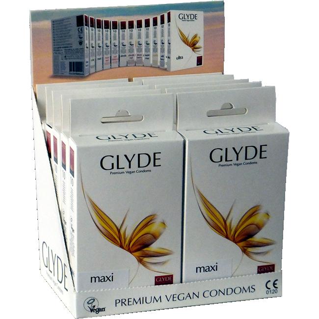 Veganski kondomi bez bjelančevina iz kravljeg mlijeka - Glyde.