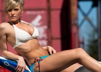 Mindy Collette - snažna veganka