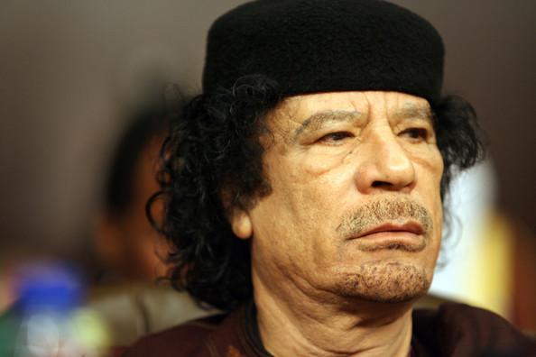 Muammar al-Gaddafi - diktator i revolucionar u istoj osobi?