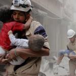 Volonteri Bijelih šljemova su do sada spasili 30 000 života, a taj broj svakog dana raste.