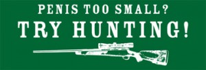 Imate malog pišu? Nema veze, isprobajte lov!