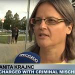 Aniti Kranjc prijeti 10 godina zatvora i 35 tisuća kuna kazne zato što je svinjama na putu do klaonice ulila malo vode.