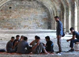 Policija uništila utočište izbjeglica u Trstu