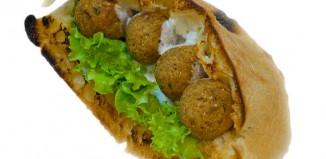 Falafel - okruglice od slanutka.