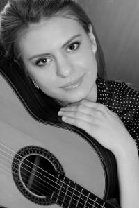 Divna Šimatović, gitara