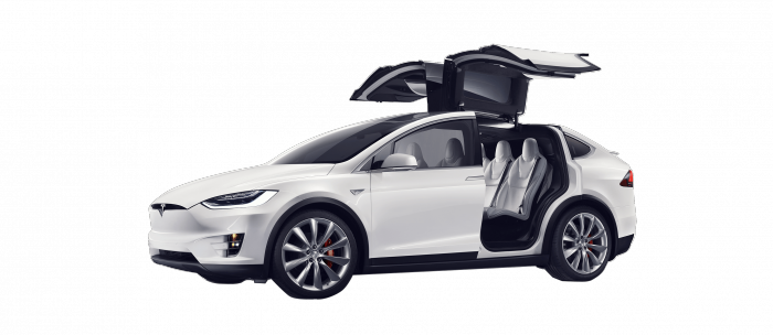 Tesla Motors: veganski Model X