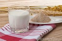 Pšenično mlijeko