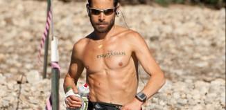 Michael Arnstein, maratonac koji jede samo sirovo voće i postiže sve bolje rezultate.