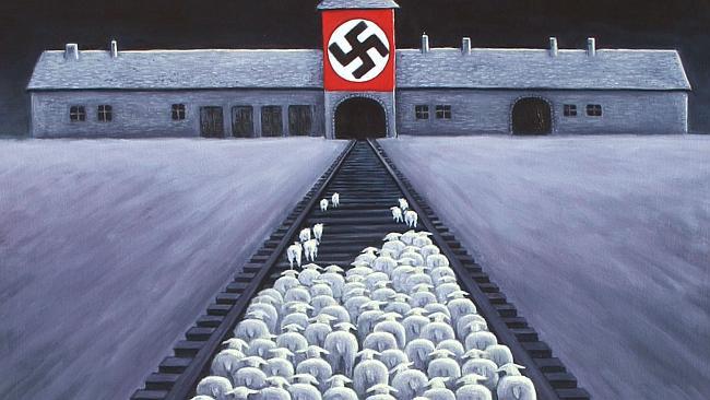 Financirate li holokaust na životinjama istovremeno se praveći da vi nemate ništa s tim i da volite životinje? Probuđeni pojedinac je ključ za zaustavljanje ovog ludila.