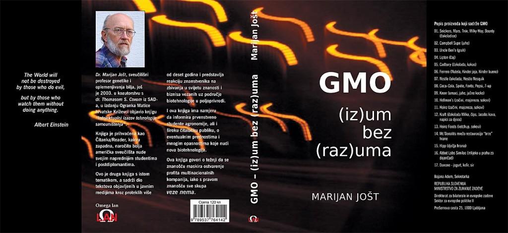 Upravo objavljena knjiga prof. Jošta