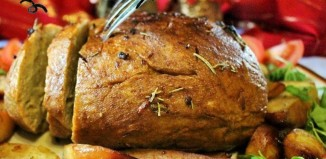Pečenka s krumpirom