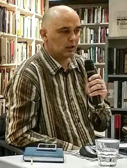 Mato Kutlić, renomirani veganski aktivist