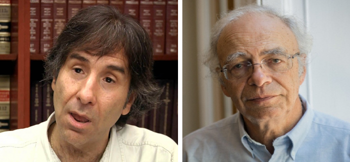 Gary L. Francione i Peter Singer