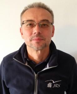 Dražen Klarić - Isusovačka služba za izbjeglice