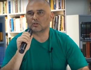 Mato Kutlić (veganski aktivist u mirovini i programer)