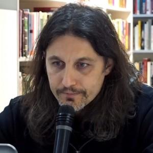 """Gordan Nogić, prof. (profesor matematike i veganski aktivist inicijative """"Oslobođenje životinja)"""