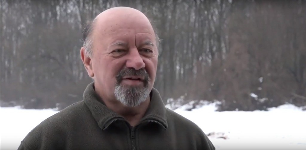 "Zvonimir Sedmak, tajnik lovačke udruge ""Zec Lukavec"""