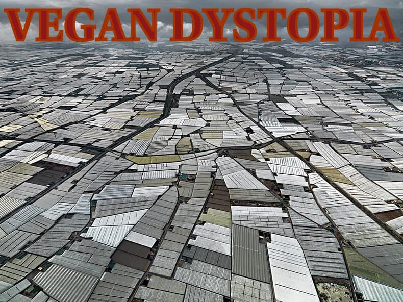 Veganska distopija u viziji tzv. etičkih svejeda.